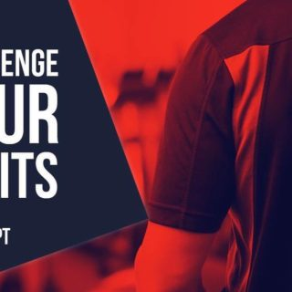 Dont limit your challenges challenge your limits gloPT