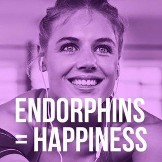 Endorphins  the most underrated feel good there is