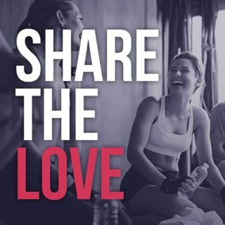 We are all about sharing the love this month athellip