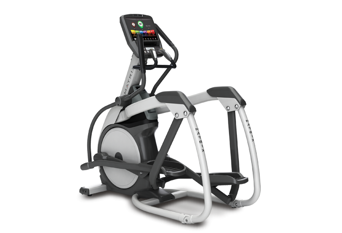 Elliptical Stepper
