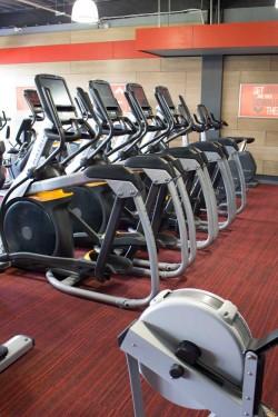 glo gym matrix elliptical trainers