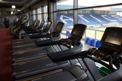 glo gym matrix treadmills