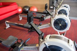 glo gym rower machines